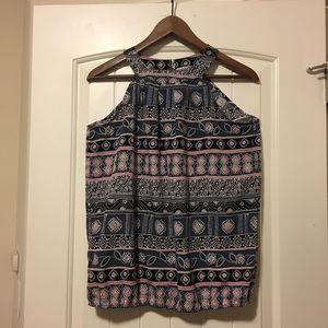 Loft blouse size small
